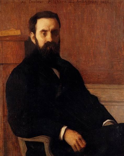 Portrait Of Dr Michaux